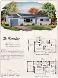small ranch home floor plans shed style house plans housens 1950s small ranch home old with