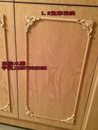 Decorative Molding For Cabinet Doors Pantry Doors Raised Panel Antiqued Wooden Appliques Antique
