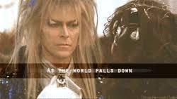 David Bowie Labyrinth Meme - film the hobbit david bowie labyrinth lee pace film still jareth