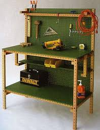How To Build A Workbench by How To Build With Grid Beam Cool Tools