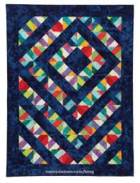 by patchwork quilts by nancy zieman and donna fenske