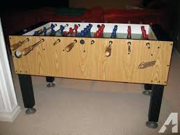 used foosball table for sale craigslist foosball table for sale table dynamo tornado for sale in fort worth