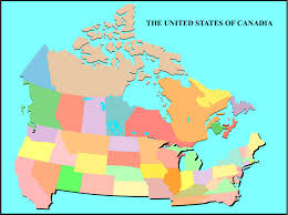 Northern Canada Map by Northern States Threaten To Secede And Join Canada
