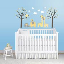 Safari Nursery Wall Decals Sweet Safari Nursery Wall Decals Target