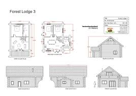 log home designs 3 bedroom log home