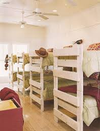 Beach Bunk Bed Room Interior Design Ideas - Essential home bunk bed