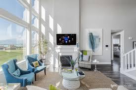designer home interiors utah control4 u0026 candlelight homes salt lake city tym smart homes