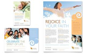 free church brochure templates for microsoft word renanlopes me