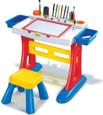 art desk playgo draw and carry desk kids study desk price in dubai