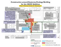 a z addition impacts parking building access source colorado