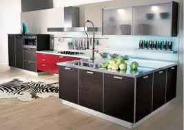 design kitchen colors cabinets interesting kitchen design sports an array of colors and