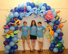 Under The Sea Decorations For Prom Pin By Linsy Grozdanich On Rk 4th Pinterest Mermaid Parties