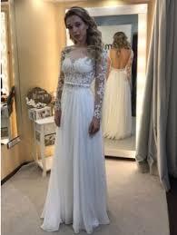 Chiffon Wedding Dresses Wedding Dresses 2017 2018 Online Sale Missydress