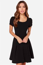 klshort black dresses bakewell black dress lbd sleeve dress 75 00
