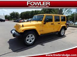 jeep wrangler oklahoma city jeep wrangler unlimited altitude for sale in oklahoma city ok