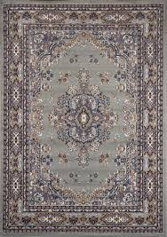 traditional medallion persian style 8x11 large area rug actual 7