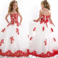 wedding dresses red and white lace popular wedding dress 2017
