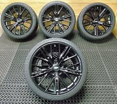 zl1 camaro tires four oem 20 2017 chevy camaro zl1 wheels rims tires fronts and