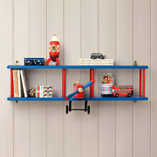 furniture home diy pallet bookshelf kids wall mounted bookshelves