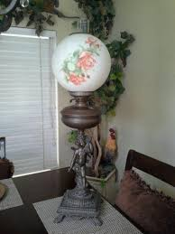 antique kerosene l globes antique l globe ebay