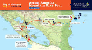 Map De Central America by Is This Central America U0027s Most Demanding Bike Route Adventure
