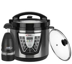 black friday amazon pressure cookers power pressure cooker xl black 6 qt digital w glass lid u0026 power
