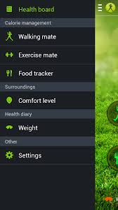 s health apk how to use the s health app on the samsung galaxy s4 gadget magazine