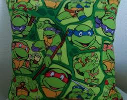 ninja turtle decor etsy
