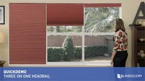 3 on 1 headrail for cellular shades quickdemo u0026raquo