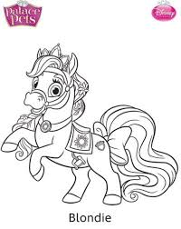 pets coloring page kids n fun com 36 coloring pages of princess palace pets