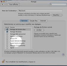 connection bureau a distance pour mac débuter sur mac controler une machine à distance