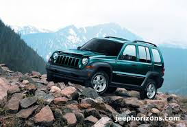 2006 green jeep liberty jeep horizons 2006 jeep liberty forces competitors in the mid