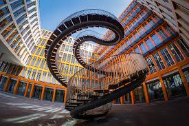 treppen m nchen europe germany munich endlose treppe olafur elia flickr