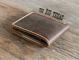 Texas mens travel wallet images Magnificent leather bifold wallet for men gifts for men jpg