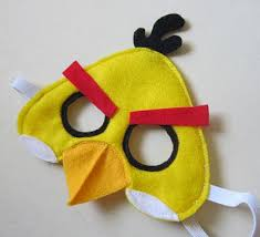 Angry Birds Halloween Costume Diy Halloween Costumes Diy Halloween Mask Costume Yellow Angry