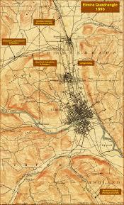 U Of M Map Elmiria Ny Railfan Guide