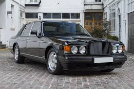 bentley mercedes 1995 bentley turbo s hexagon