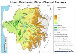 chile physical map environment wein information and monitoring system to
