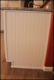 Adding Beadboard To Kitchen Cabinets 22 Year Old Kitchen Update Updated Kitchen By Painting Cabinets