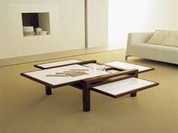 coffee table room saving furniture white space saver dining