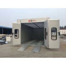 spray paint booth china ce certified car spray paint booth spray baking booth on