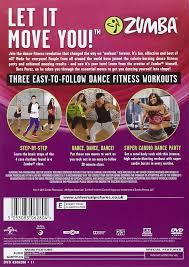 zumba steps for beginners dvd zumba dvd 2015 amazon co uk unknown dvd blu ray