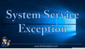 bureau des stages 10 how to fix system thread exception not handled bsod error in windows