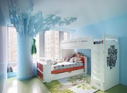 amenager chambre enfant design interieur amenagement chambre denfant couleur bleue 16