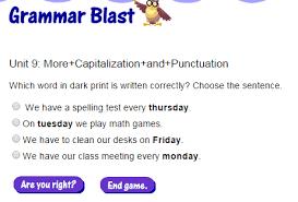 2nd grade 2nd grade punctuation worksheets printable