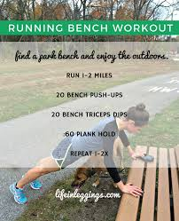 weekly workouts u0026 new running bench workout life in leggings