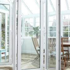 Pvc Folding Patio Doors by The Agila Multi Fold Doors