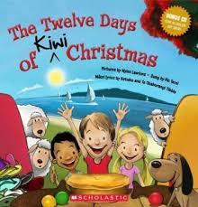 the twelve days of kiwi myles lawford illustrated