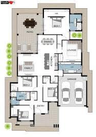 custom floor plans for new homes belrose floor plan 15m design contempo floorplans