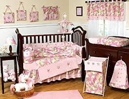 Baby Crib Camo Bedding Khaki And Pink Camo Camouflage Baby